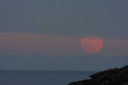 'nother nahant moon