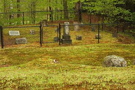 Dunbar grave yard