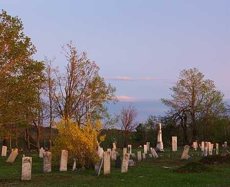 Hawley grave yard