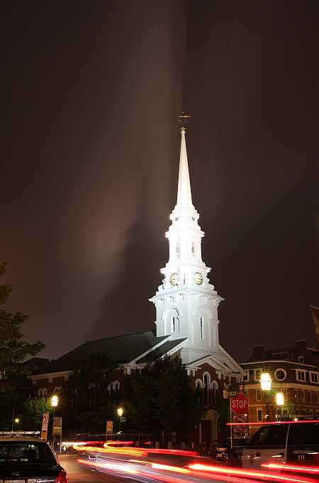 Portsmouth steeple