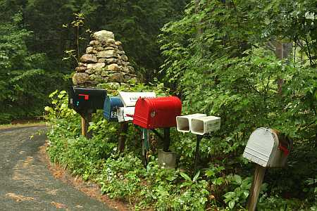 ruby mailbox